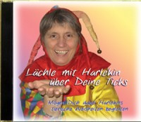 Lächle mit Harlekin über Deine Ticks - Hörbuch-CD