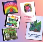 Das Kinder-Hörbuch-Paket mit Malbuch und Bonusmaterial