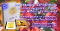 Schreibkurs als E-Book mit Audio-Trainings: Märchenhaft und kreativ schreiben lernen